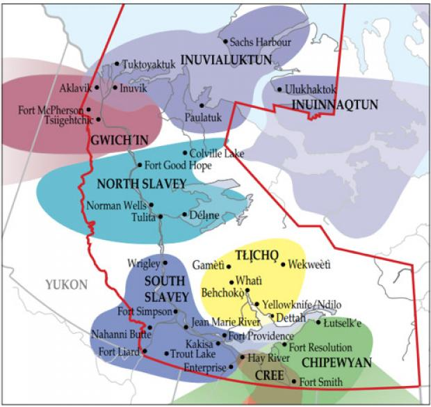 Official Languages of the Northwest Territories