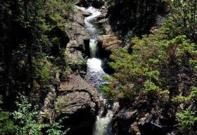 Marisa Carter, Escarpment Creek, Hay River