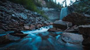 Cole Dupuis, Escarpment Creek, Hay River